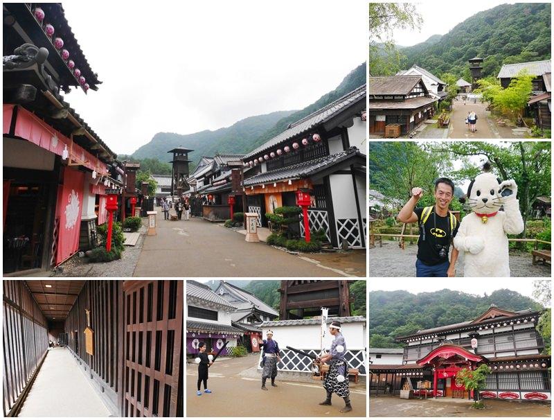 日光江戶村 交通/門票 全攻略 Edo Wonderland Nikko~穿越古江戶,變裝玩一整天
