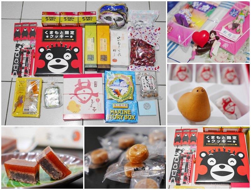 九州伴手禮大集合 福岡機場限定草莓小雞饅頭/博多通りもん~必買特色點心零嘴