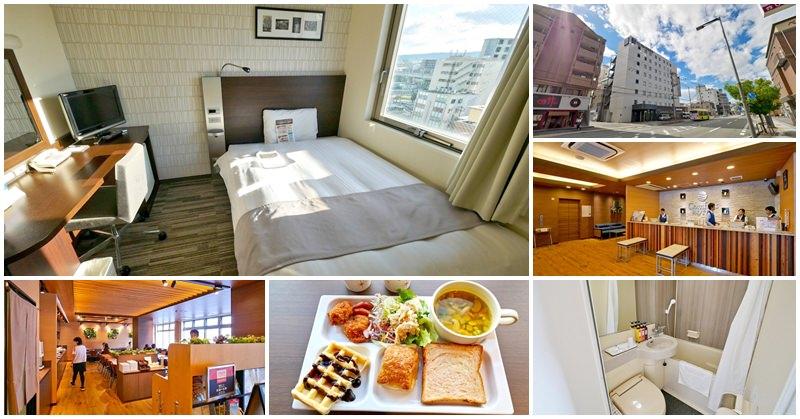 奈良車站住宿 奈良康福酒店 Comfort Hotel Nara~免費早餐,交通方便