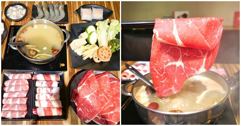 三峽火鍋吃到飽 蒙古紅蒙古火鍋~北大特區人氣火鍋,海鮮、安格斯牛肉任你吃