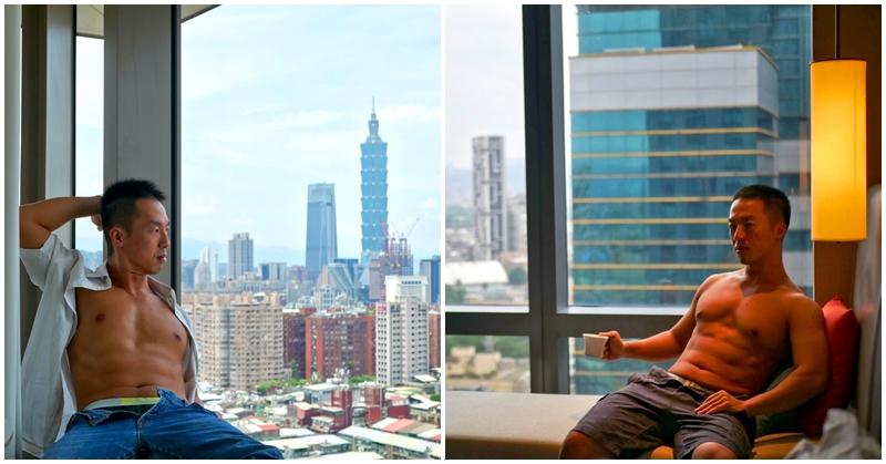 台北夜景飯店 101景觀飯店精選15間 房間賞跨年煙火~美食猛男阿一一2020身材紀錄