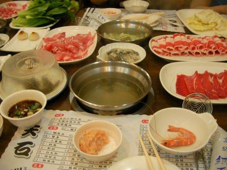 無名好地方049【吃火鍋的時候到了】台北永和 天石涮涮鍋吃到飽