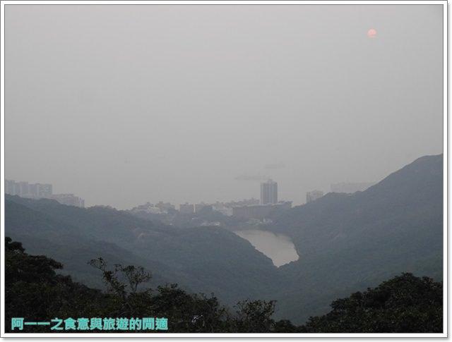 香港旅遊太平山夜景山頂纜車聖約翰座堂凌霄閣摩天台山頂廣場image057