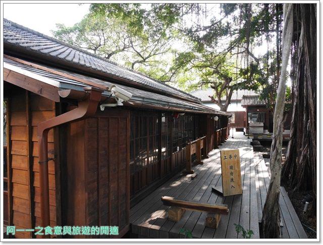 台中文學館.第五市場阿義紅茶冰.日式建築.古蹟.台中文學公園image028