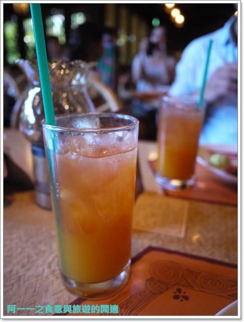 東京迪士尼樂園美食午餐秀煙燻火雞腿波里尼西亞草壇餐廳image021