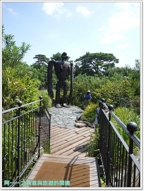 三鷹之森吉卜力宮崎駿美術館日本東京自助旅遊image030