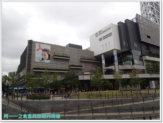 晴空塔天空樹日本東京自助旅遊淺草吾妻橋image024