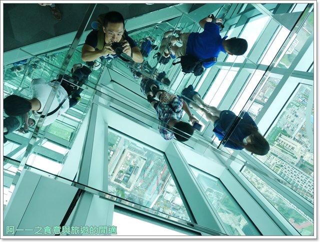 捷運台北101景點89樓觀景台阻尼器摩天大樓image040