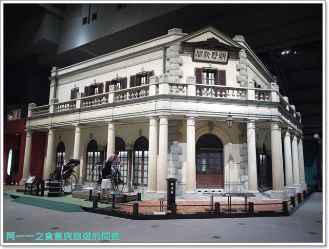 日本東京自助景點江戶東京博物館兩國image078