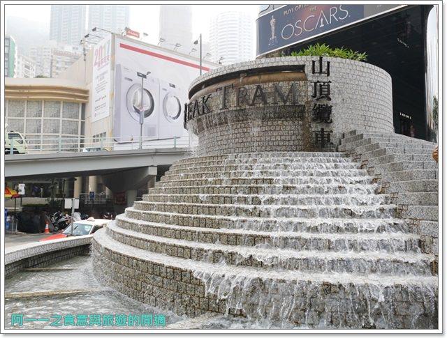 香港旅遊太平山夜景山頂纜車聖約翰座堂凌霄閣摩天台山頂廣場image027