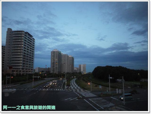 日本千葉景點東京自助旅遊幕張海濱公園富士山image042