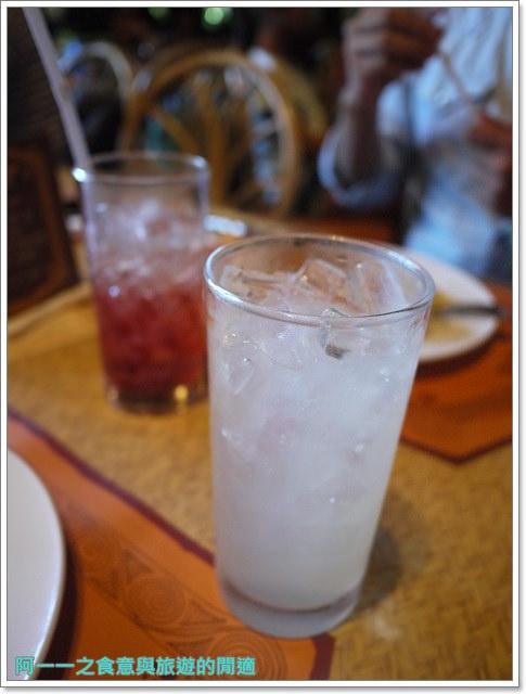 東京迪士尼樂園美食午餐秀煙燻火雞腿波里尼西亞草壇餐廳image030