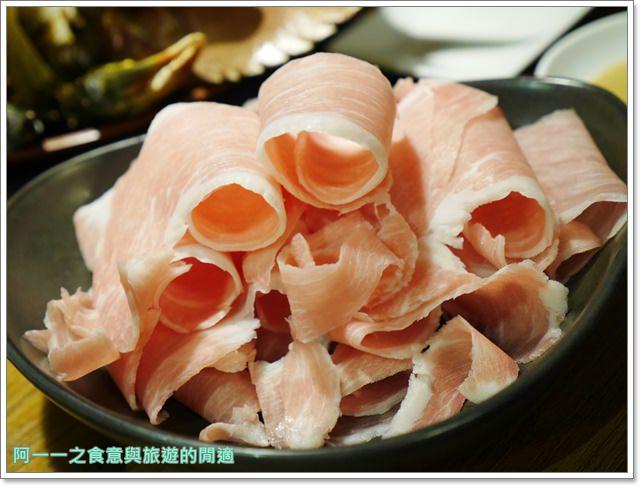 捷運東門站永康街美食宅涮涮鍋海鮮螃蟹大沙母image035