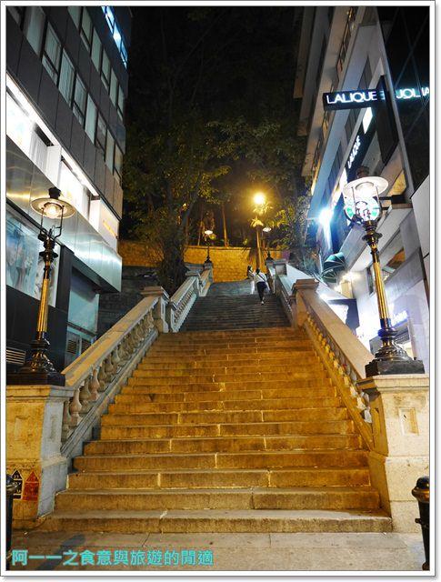 香港自助旅遊.星巴克冰室角落.都爹利街煤氣路燈.古蹟image006