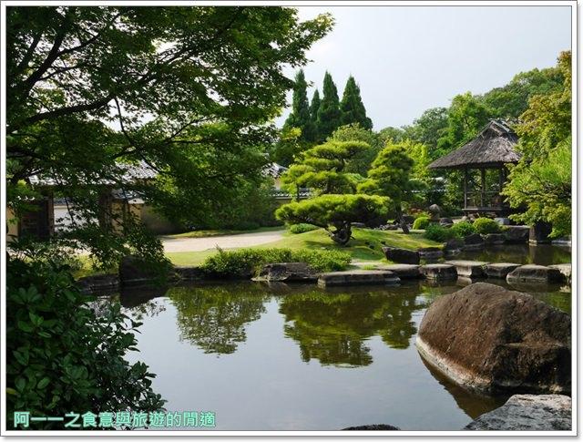 姬路城好古園活水軒鰻魚飯日式庭園紅葉image069