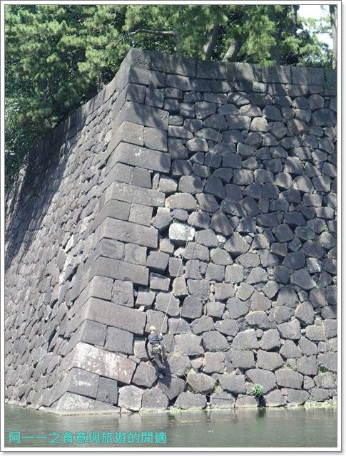 日本東京旅遊自助皇居外苑二重橋櫻田門和田倉噴水公園image022