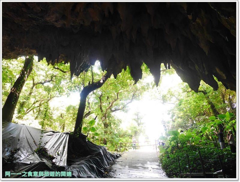 沖繩南部景點.Gangala之谷.鐘乳石洞咖啡.秘境.港川人.image004