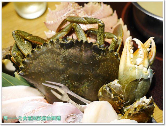 捷運東門站永康街美食宅涮涮鍋海鮮螃蟹大沙母image043