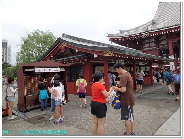 日本東京自助旅遊淺草雷門仲見世街image058