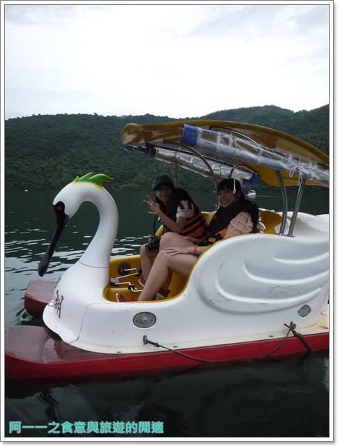 花蓮壽豐景點鯉魚潭天鵝船薑母鴨image027