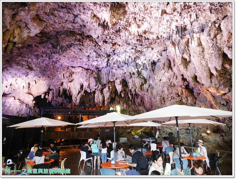 沖繩南部景點.Gangala之谷.鐘乳石洞咖啡.秘境.港川人.image018