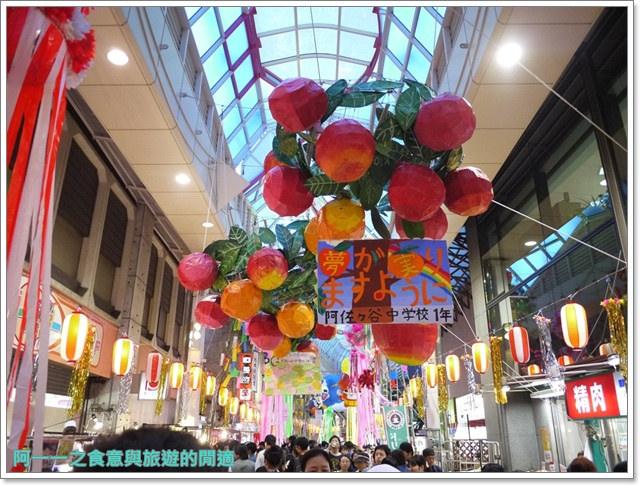 東京祭典阿佐ヶ谷七夕祭り花燈阿佐谷小吃image035