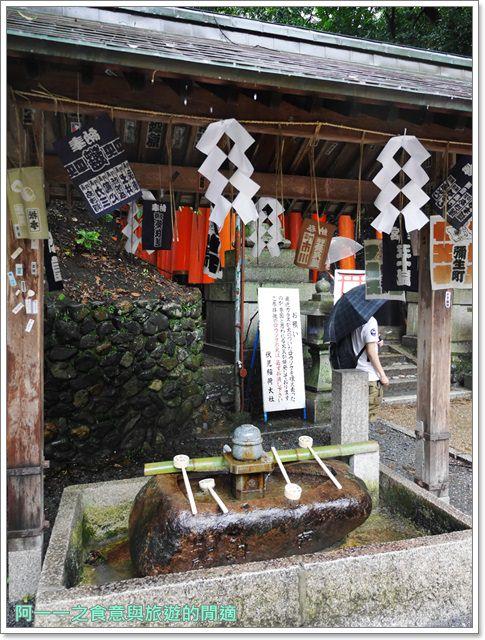 伏見稻荷大社.京都神社.千本鳥居.日本關西自助旅遊image036
