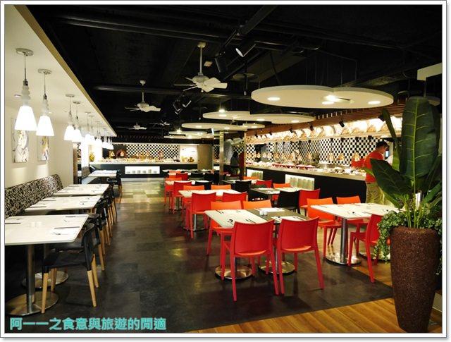 台北車站美食凱撒大飯店checkers自助餐廳吃到飽螃蟹馬卡龍image008