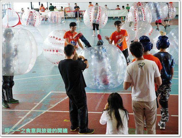 瘋狂泡泡足球台灣.台北泰北高中.BubbleBall.窩客島image020