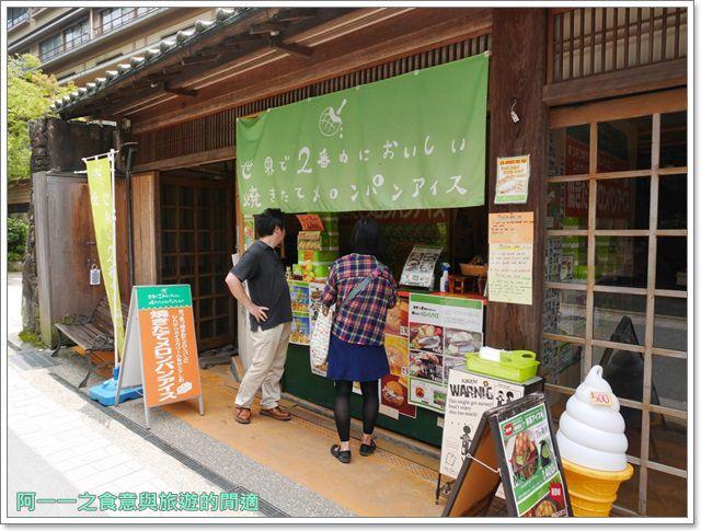 大阪心齋橋美食.世界第二好吃的現烤冰淇淋菠蘿麵包.龍蝦三明治image033