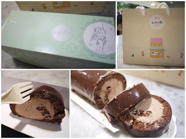 [廣宣]桃園中壢 米多甜洋果子 日本巧克力純生蛋糕~入口即化的濃郁香甜