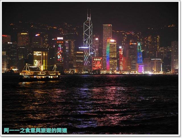 香港維多利亞港燈光秀星光大道幻彩詠香江夜景image019