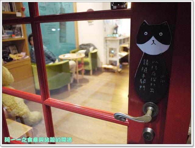台中貓餐廳立體貓拉花貓旅行咖啡輕食館image005