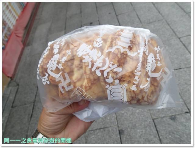 日本東京美食淺草人形燒雷門飛松海鮮丼image014