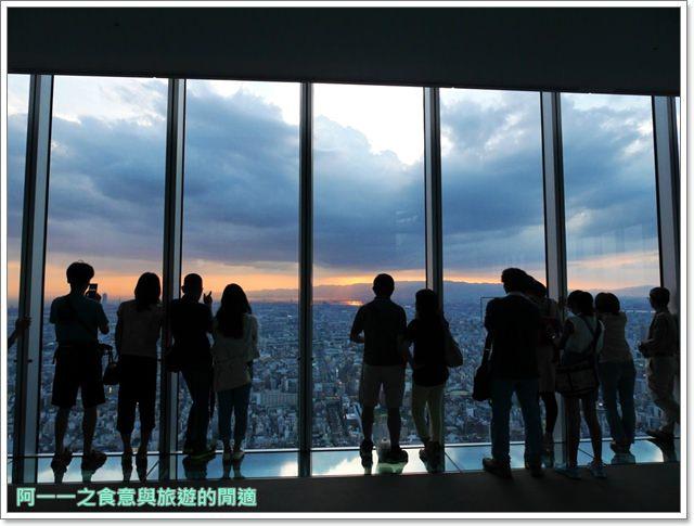 大阪景點.阿倍野展望台.harukas300.夜景.夕陽.天王寺image050