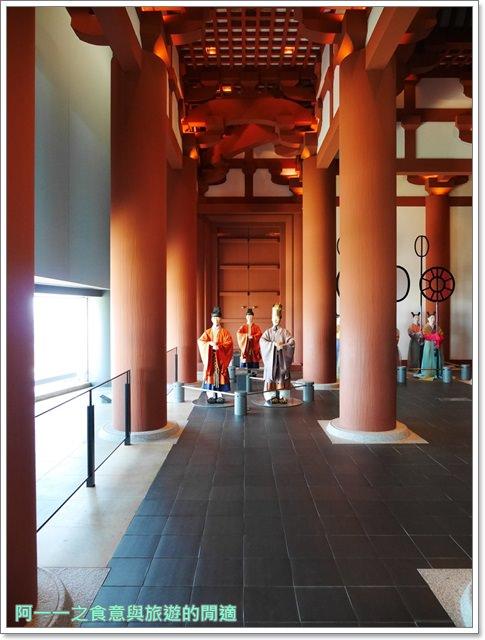 大阪歷史博物館.大阪周遊卡景點.難波宮跡.大阪城image016