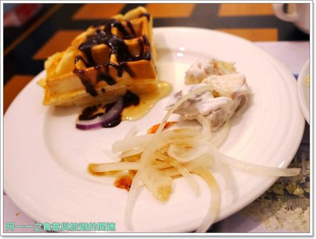 墾丁夏都沙灘酒店.早餐.buffet.地中海宴會廳.中式套餐image055