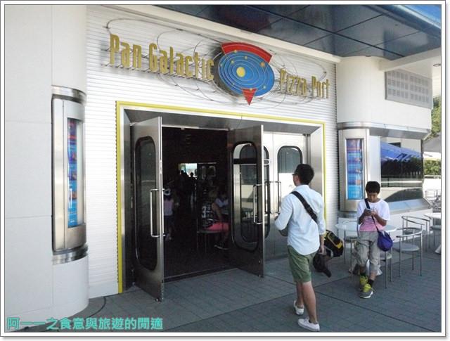東京迪士尼樂園美食午餐秀煙燻火雞腿波里尼西亞草壇餐廳image001