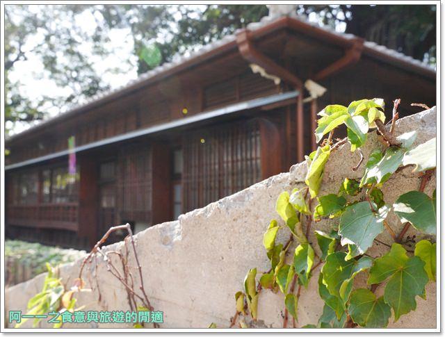 台中文學館.第五市場阿義紅茶冰.日式建築.古蹟.台中文學公園image029