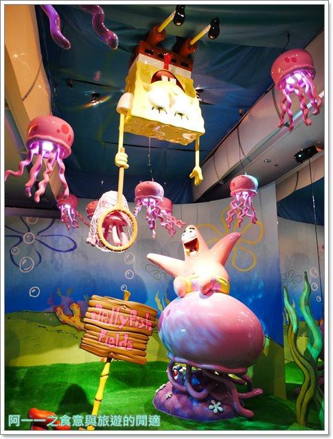 捷運中正紀念堂景點櫻花海綿寶寶暢遊比奇堡特展image017