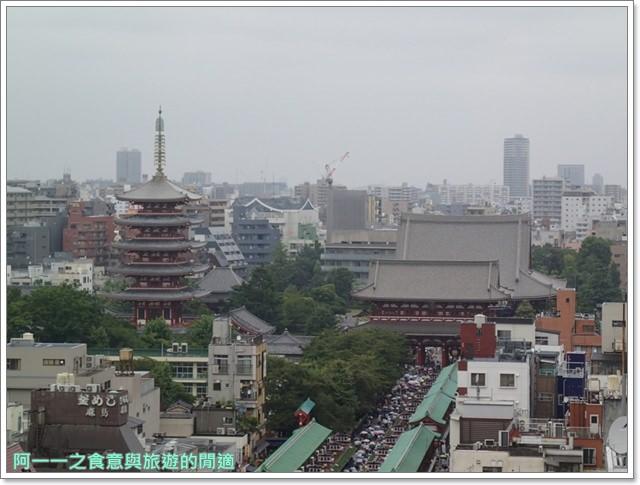 日本東京自助旅遊淺草文化觀光中心晴空塔image027