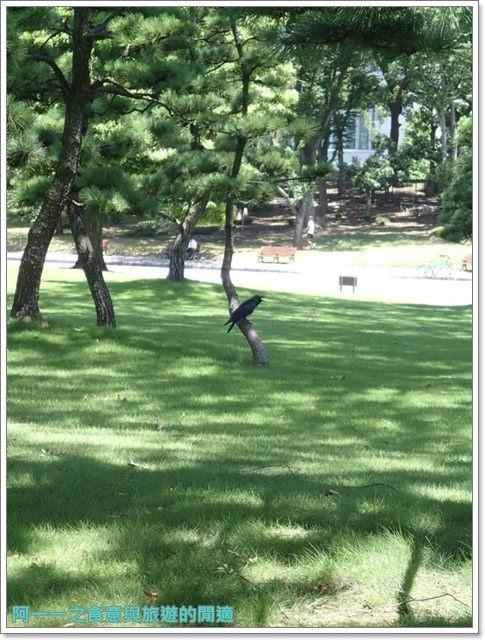日本東京旅遊自助皇居外苑二重橋櫻田門和田倉噴水公園image044