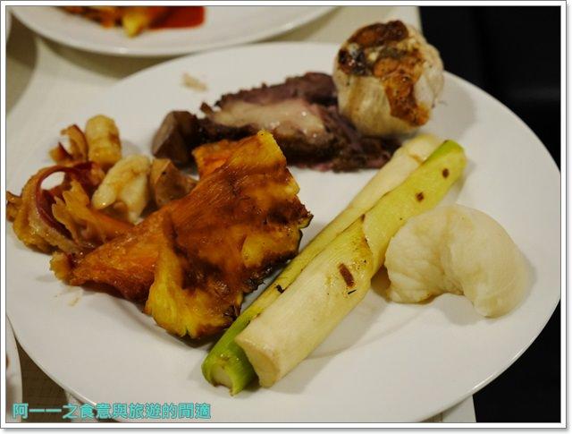 台北車站美食凱撒大飯店checkers自助餐廳吃到飽螃蟹馬卡龍image070