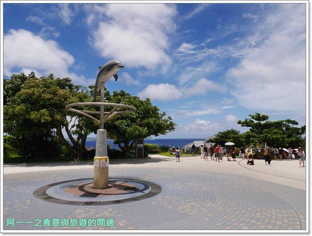 沖繩美麗海水族館.海洋博紀念公園.海豚秀.親子旅遊image009