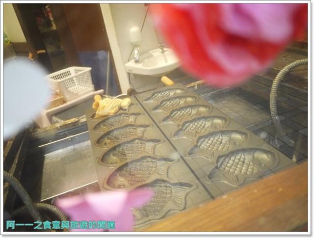 鯛魚燒聖代日本旅遊海濱幕張美食甜點image014