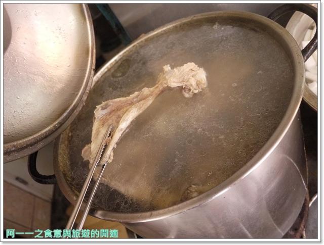 西門町美食李記宜蘭肉焿特殊口味豬血湯image061