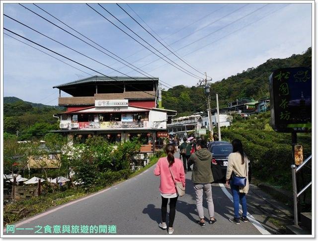 木柵貓空纜車美食下午茶貓茶町鐵觀音霜淇淋夢幻茶菓image004