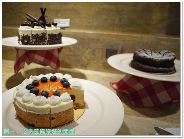 台北下午茶吃到飽蛋糕歐華酒店image037
