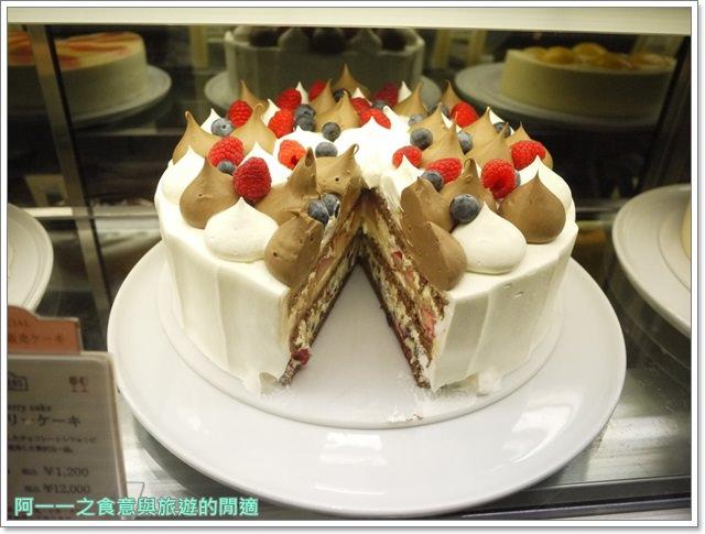 一蘭拉麵harbs日本東京自助旅遊美食水果千層蛋糕六本木image026
