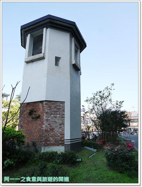 宜蘭新月廣場美食蘭城晶英蘭屋早午餐古蹟舊監獄門廳image006